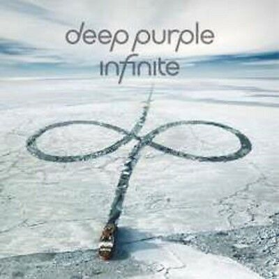 "Deep Purple - Infinite - New Large Box Set- LP/CD/DVD/3x10"" + T-Shirt"