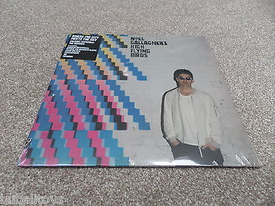 Noel Gallagher's High Flying Birds - Where the City... REMIXES DBLE COLOURED LP