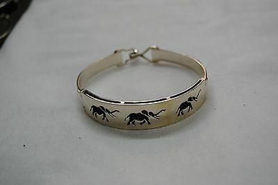 elephant hair - silver bracelet made in South Africa from $18