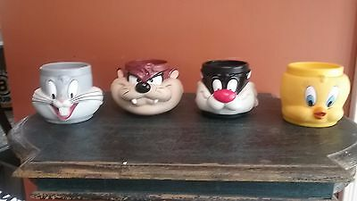 Looney Tunes Character Mugs