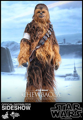 Hot Toys Star Wars Chewbacca Sixth Scale 1/6 Action Figures MMS275 FORCE AWAKENS