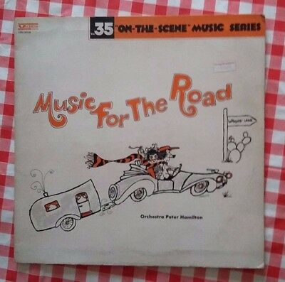 Hamilton P. Orch- Music For The Road Lp Vedette Vsm 38538 Italy 1969 First Press