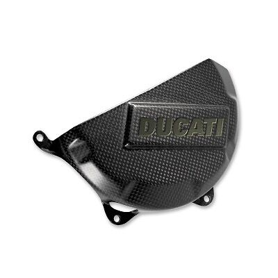 Ducati Panigale Carbon Clutch Cover