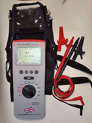 Seaward PowerTest 1557 Multifunction Installation Tester / Multimeter