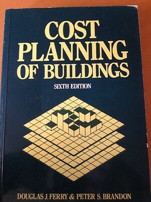 Cost Planning of Buildings, FERRY