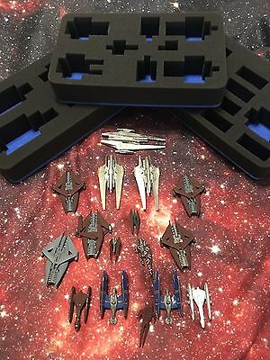 OOP Babylon 5 Wars/A Call To Arms Narn Battle Fleet