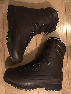 British Army Karrimor SF Goretex Cold Weather Boots Sz 10M New