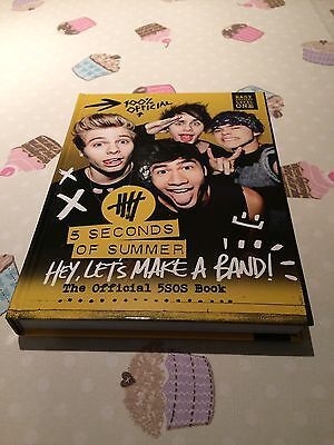 5 Seconds Of Summer Official 5SOS Book