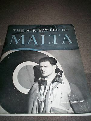 the air battle of Malta