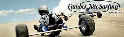 Kite Buggy Lesson at Camber Sands for 4 people