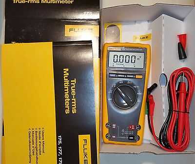 Fluke 175 true RMS digital multimeter DMM / Tester