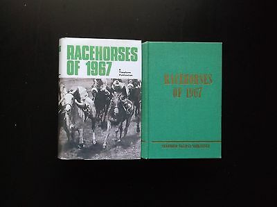 "Timeform ""racehorses Of 1967"" Almost Mint In A Copy Dust Jacket"