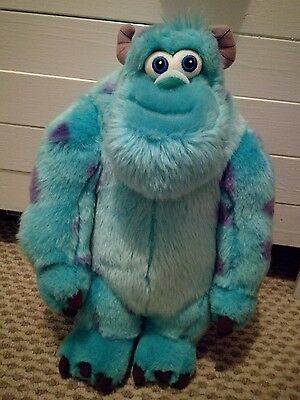 Disney Store Exclusive Sully plush soft toy from Monsters Inc University