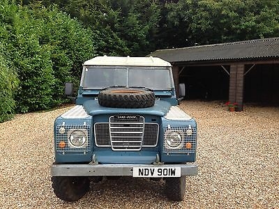 land rover series3 109