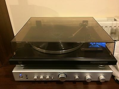 Dual Cs 503-2 Audiophile Concept Turntable Record Player.