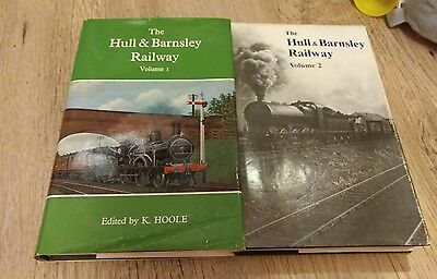 The Hull And Barnsley Railway Volumes 1 And 2