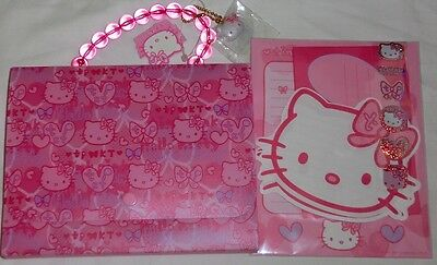 tink pink x Hello Kitty Letterset w/Charm & Case