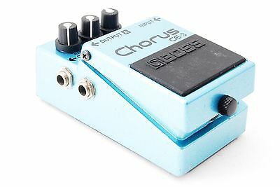 [Free Shipping] BOSS CE-3 Chorus Effects Pedal Black Label Vintage From Japan