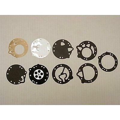451402 Snowmobile Diaphragm Kit Tillotson HD Arctic Cat, Polaris, Skidoo Vintage