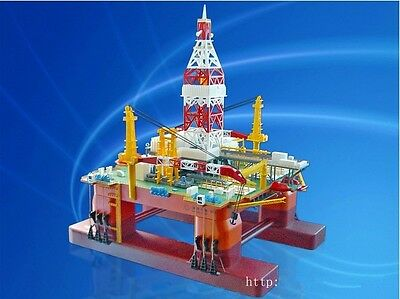 NEW GOOD CNPC 981 Offshore Well Rig Drilling Platform Model