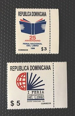 Dominican Republic Stamps Sc1271-72 MNH