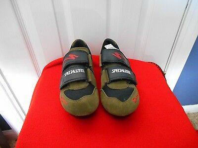 Brand New Specialized Sport Cycling Cycle Bicycle Shoes Sneakers Size 36 4.5