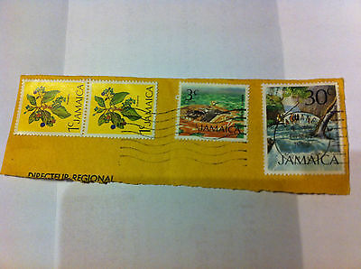 Jamaica stamps
