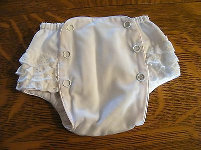 Under Pants With Ruffles For Small Baby Lee Middleton Or Other Modern Doll