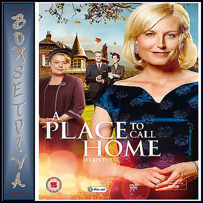 A Place To Call Home - Complete Series 4  *** Brand New Dvd***