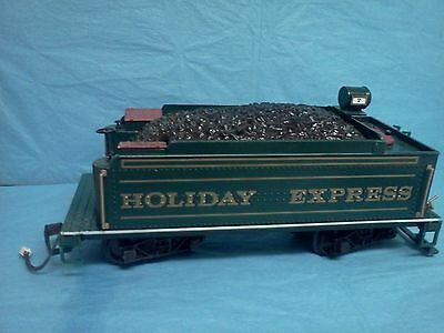 Bachmann Big Hauler Holiday Express Train Tender - G Scale