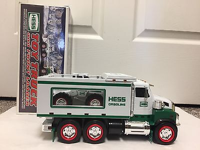 Hess Toy Truck And Front Loader In Box, Battery Operated, 955-I