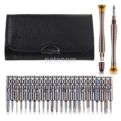 25 in1 Precision Torx Screwdriver Repair Tool Kit for Macbook Air Smart phones