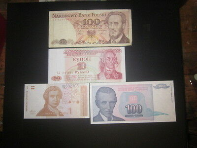World currency / foreign Paper money lot 317