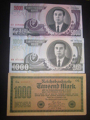 World Currency /Foreign paper money Lot 320
