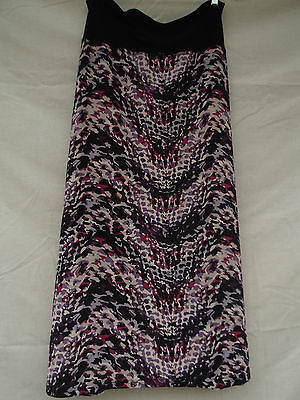 Ciao Bella Maternity Maxi Skirt Sz XL