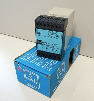 Endress+Hauser Nivotester FTC 422-A No:918784-0000  - unused - in OVP