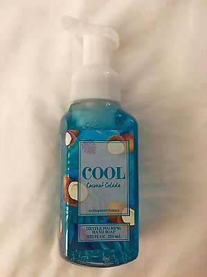 Bath And Body Works Gentle Foaming Hand Soap New Range