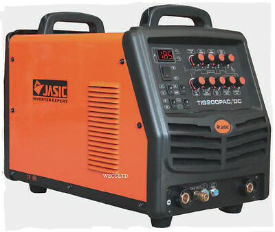 JASIC 200P TIG AC/DC Analog JT-200A WELDER ***5 YEAR WARRANTY***