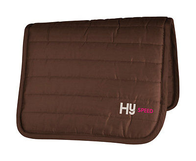 HySPEED Thick Reversible Comfort Protection Poly Saddle Pad/Saddlecloth