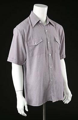 Narcos screen used prop - Pablo Escobar (Wagner Moura) Shirt from S1 E1