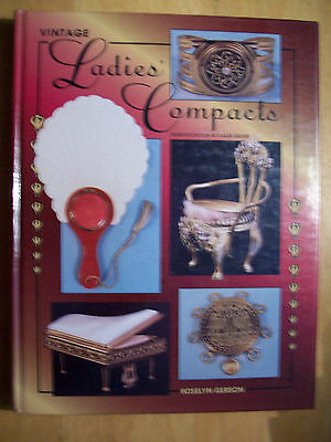 Women Compacts $$$ Price Guide Collectors Book cosmetic cases