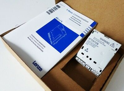 Lenze AS-i/S E82ZAFFC001 13202088 Funktionsmodul -used/OVP-