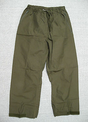 German Army Od Trousers Ecwcs Gore-Tex Olive Drab Pants
