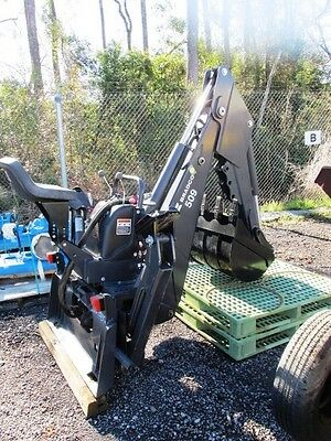 Bradco 509 Skid Steer Backhoe Attachment **New and Unused**