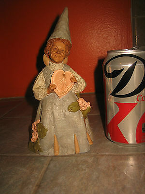TOM CLARK 1987 Gnome DEE LOVELY Woman Lady  Figurine
