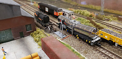Sn06 - New Cr Signals N Gauge 2 Aspect Home R/g Signal