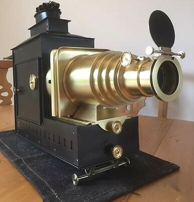W Butcher & Sons Ltd Magic Lantern Steampunk C1911