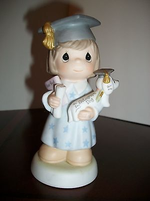 Precious Moments YOU'RE AN ALL-STAR GRADUATE 2001 ENESCO 101498