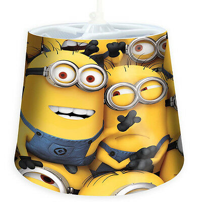 Minions Tapered Light Shade