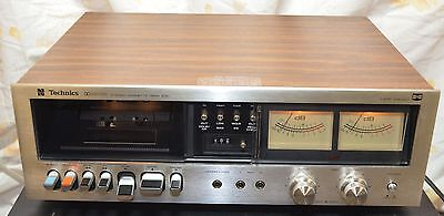 Vintage Technics RS-630 USD Tape Cassette Deck Recorder Front Loading, Dolby